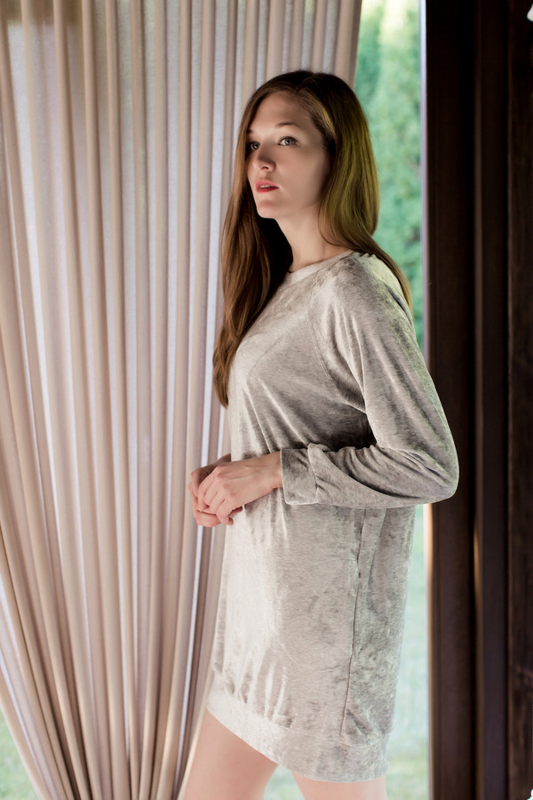 Платье MARUSЯПлатья<br><br><br>Размер RU: 48<br>Пол: Женский<br>Возраст: Взрослый<br>Материал: полиэстер 20%, хлопок 80%<br>Цвет: Золотистый