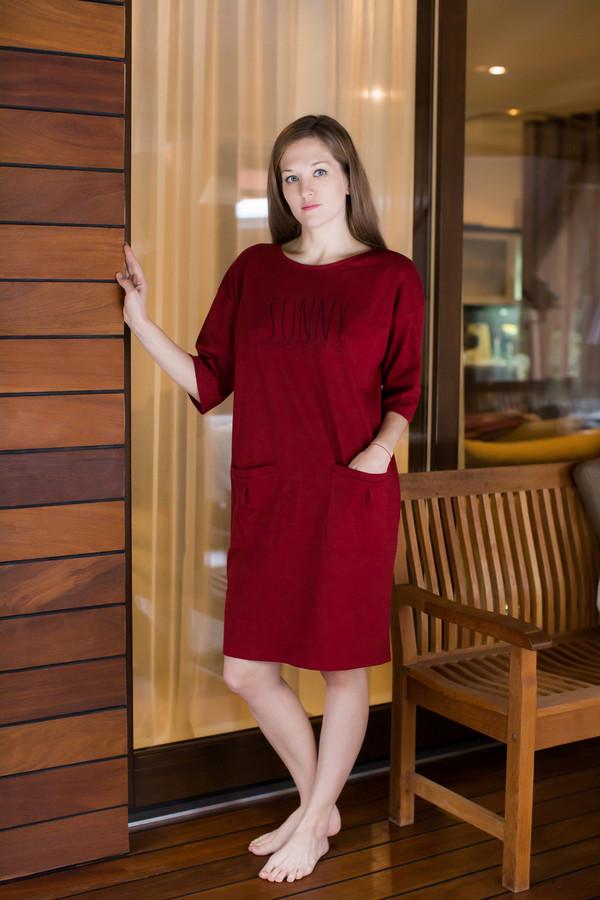 Платье MARUSЯПлатья<br><br><br>Размер RU: 54<br>Пол: Женский<br>Возраст: Взрослый<br>Материал: хлопок 100%<br>Цвет: Красный