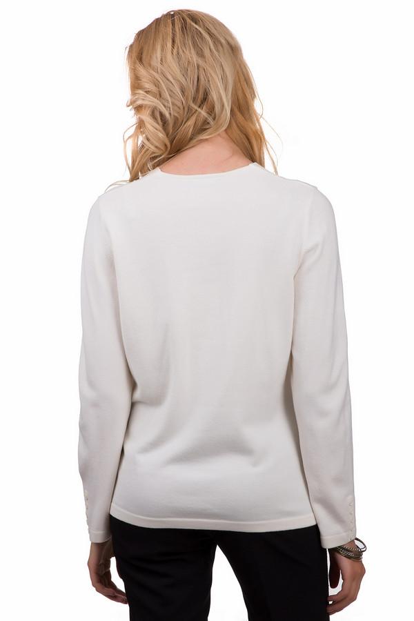 Пуловер с широкой резинкой доставка