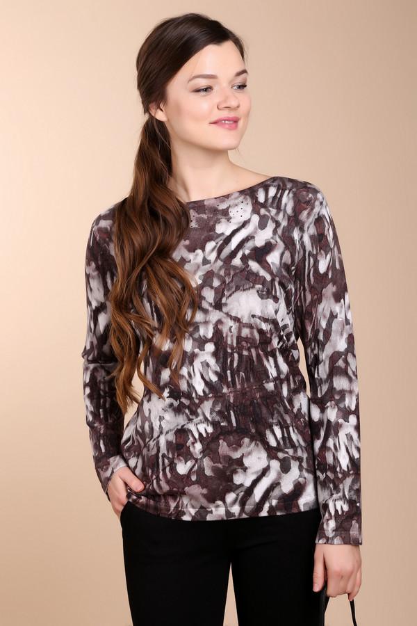 Пуловер Betty BarclayПуловеры<br><br><br>Размер RU: 46<br>Пол: Женский<br>Возраст: Взрослый<br>Материал: вискоза 77%, полиэстер 23%<br>Цвет: Разноцветный
