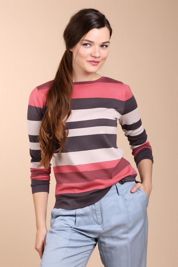 Пуловер Betty BarclayПуловеры<br><br><br>Размер RU: 48<br>Пол: Женский<br>Возраст: Взрослый<br>Материал: вискоза 77%, полиэстер 23%<br>Цвет: Разноцветный