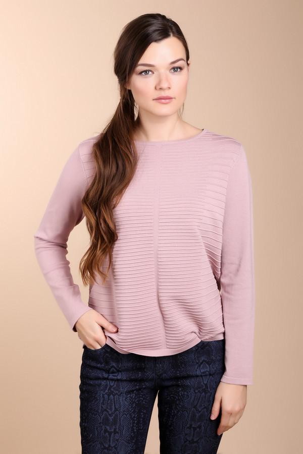 Пуловер Betty BarclayПуловеры<br><br><br>Размер RU: 50<br>Пол: Женский<br>Возраст: Взрослый<br>Материал: вискоза 77%, полиэстер 23%<br>Цвет: Розовый