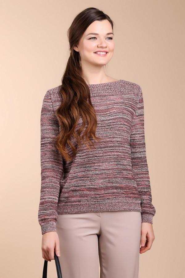 Пуловер Betty BarclayПуловеры<br><br><br>Размер RU: 50<br>Пол: Женский<br>Возраст: Взрослый<br>Материал: полиамид 10%, хлопок 33%, полиакрил 57%<br>Цвет: Разноцветный