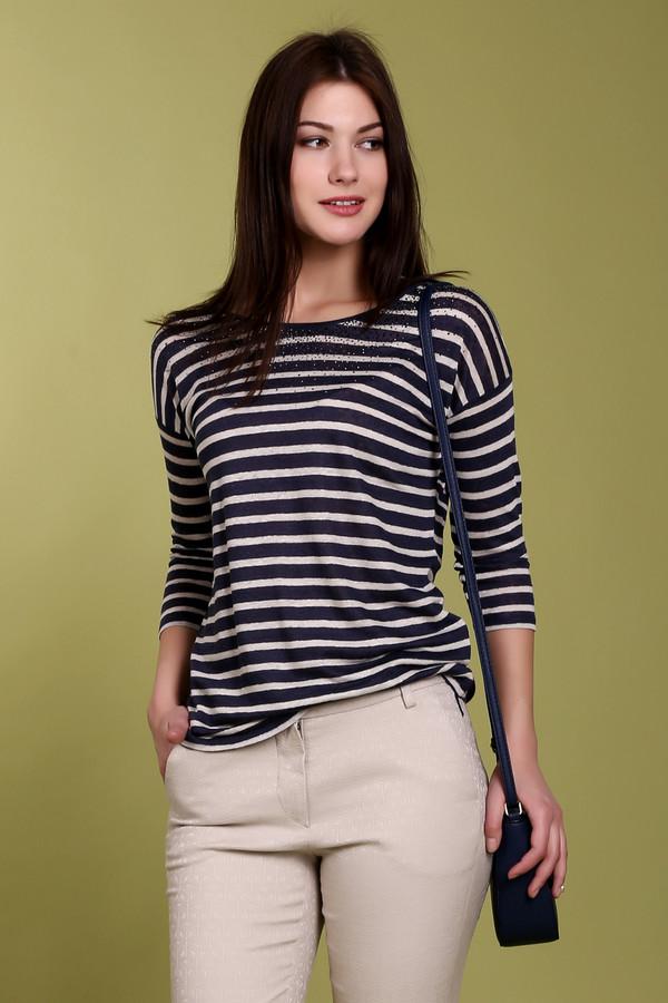 Пуловер MonariПуловеры<br><br><br>Размер RU: 46<br>Пол: Женский<br>Возраст: Взрослый<br>Материал: лен 100%<br>Цвет: Белый