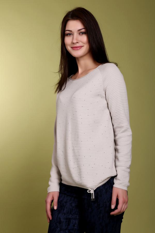Пуловер MonariПуловеры<br><br><br>Размер RU: 46<br>Пол: Женский<br>Возраст: Взрослый<br>Материал: хлопок 50%, полиакрил 50%<br>Цвет: Бежевый