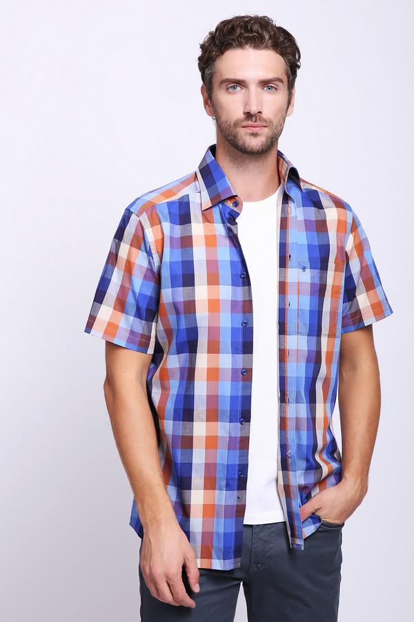 Мужские рубашки с коротким рукавом Pezzo