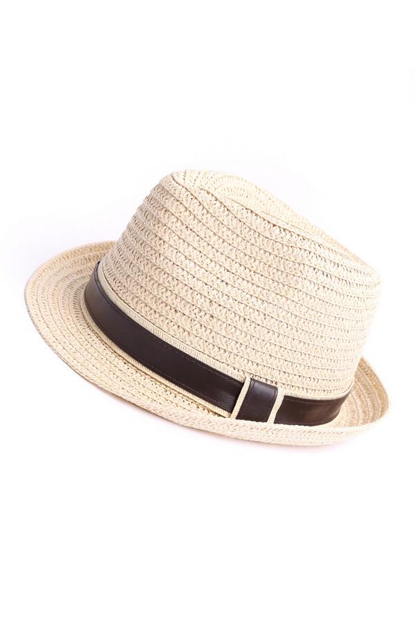 Купить Шляпа Pezzo, Китай, Бежевый, бумажная соломка 100%