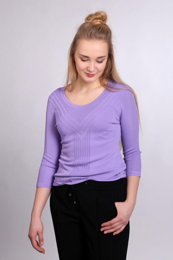 Пуловер PezzoПуловеры<br><br><br>Размер RU: 44<br>Пол: Женский<br>Возраст: Взрослый<br>Материал: нейлон 37%, район 63%<br>Цвет: Сиреневый