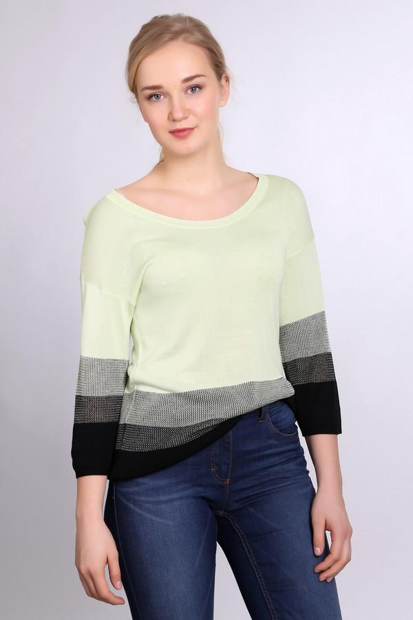 Пуловер PezzoПуловеры<br><br><br>Размер RU: 44<br>Пол: Женский<br>Возраст: Взрослый<br>Материал: вискоза 100%<br>Цвет: Разноцветный