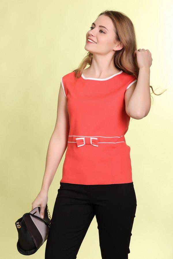 Пуловер PezzoПуловеры<br><br><br>Размер RU: 50<br>Пол: Женский<br>Возраст: Взрослый<br>Материал: вискоза 80%, нейлон 20%<br>Цвет: Оранжевый
