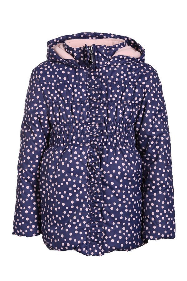 Куртка Tom TailorКуртки<br><br><br>Размер RU: 28;104-110<br>Пол: Женский<br>Возраст: Детский<br>Материал: см. на вшивном ярлыке 0%<br>Цвет: Розовый