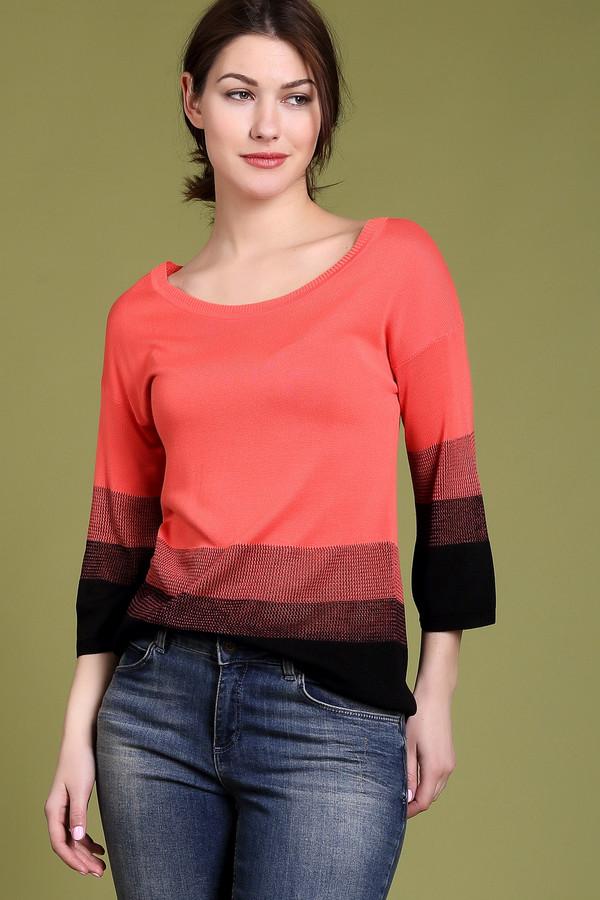 Пуловер PezzoПуловеры<br><br><br>Размер RU: 50<br>Пол: Женский<br>Возраст: Взрослый<br>Материал: вискоза 100%<br>Цвет: Чёрный