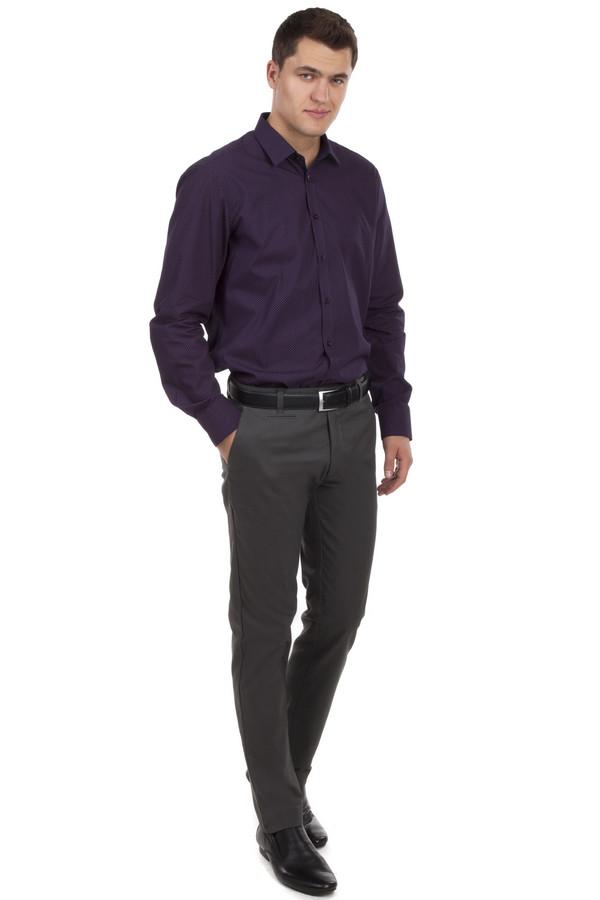 Классические брюки Just ValeriКлассические брюки<br>Мужские брюки Just Valeri серого цвета. Модель дополнена пятью карманами и шлевками для ремня. Изделие застегивается на молнию и фиксируется на пуговицу.<br><br>Размер RU: 48<br>Пол: Мужской<br>Возраст: Взрослый<br>Материал: хлопок 98%, эластан 1%<br>Цвет: Серый