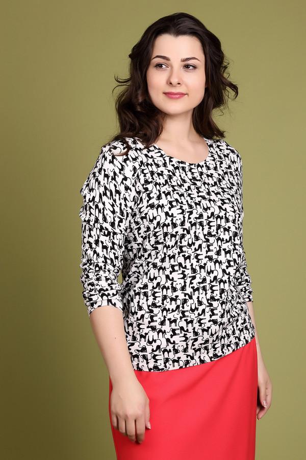 Пуловер Gerry WeberПуловеры<br><br><br>Размер RU: 46<br>Пол: Женский<br>Возраст: Взрослый<br>Материал: кашемир 5%, хлопок 65%, шелк 30%<br>Цвет: Чёрный