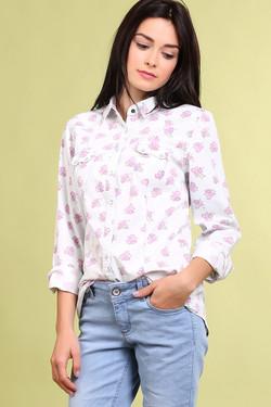 421eb0e880f Купить стильные женские рубашки и сорочки в интернет-магазине X-moda ...