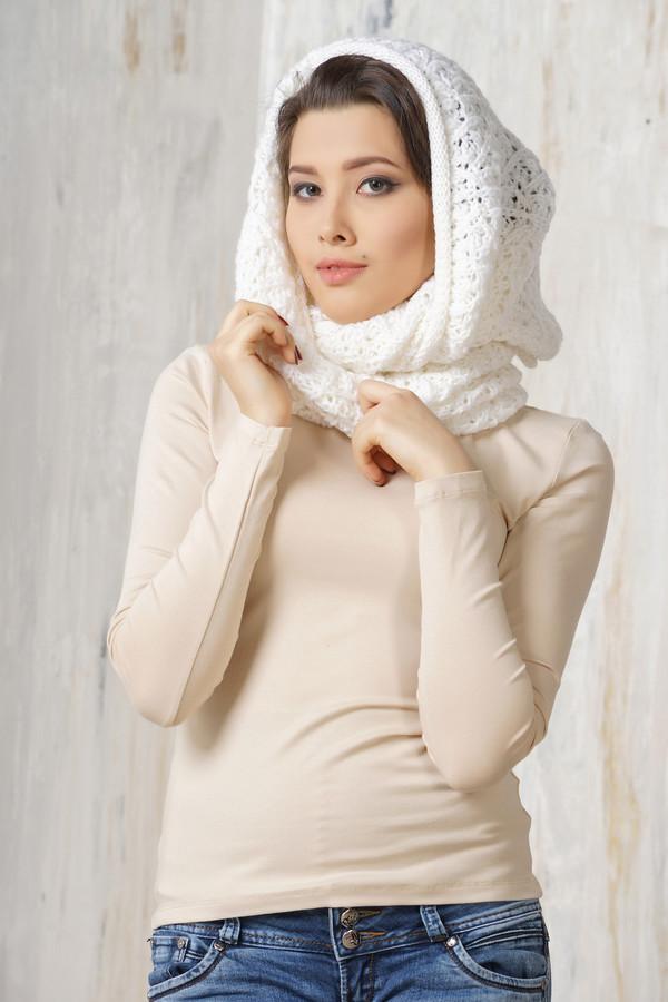женский шарф vay, белый