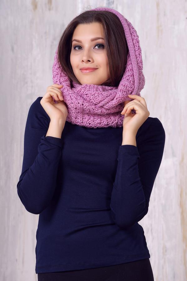 женский шарф vay, розовый