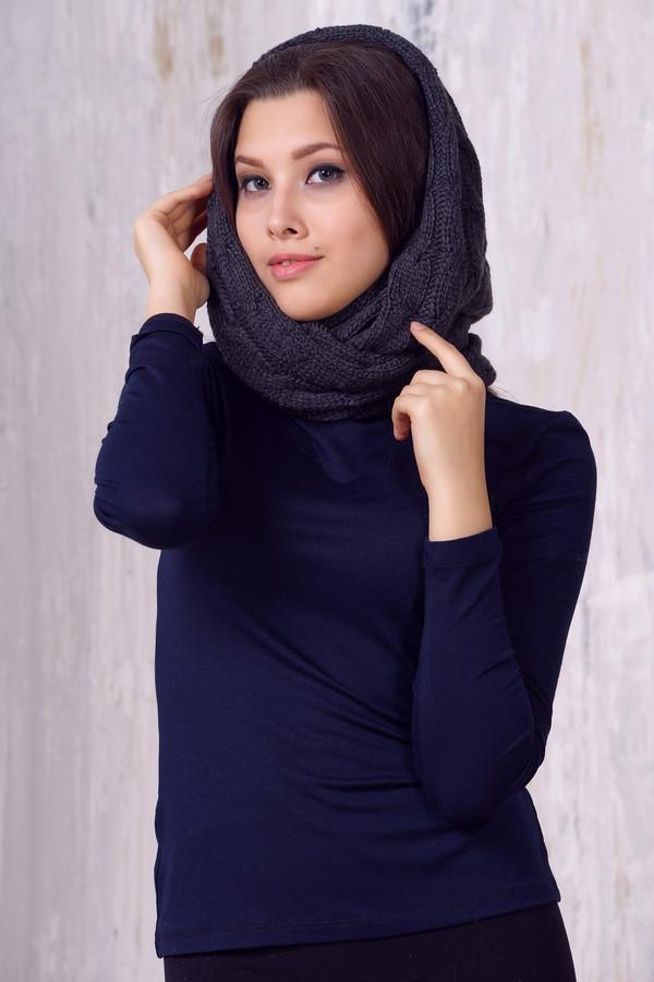 женский шарф vay, серый