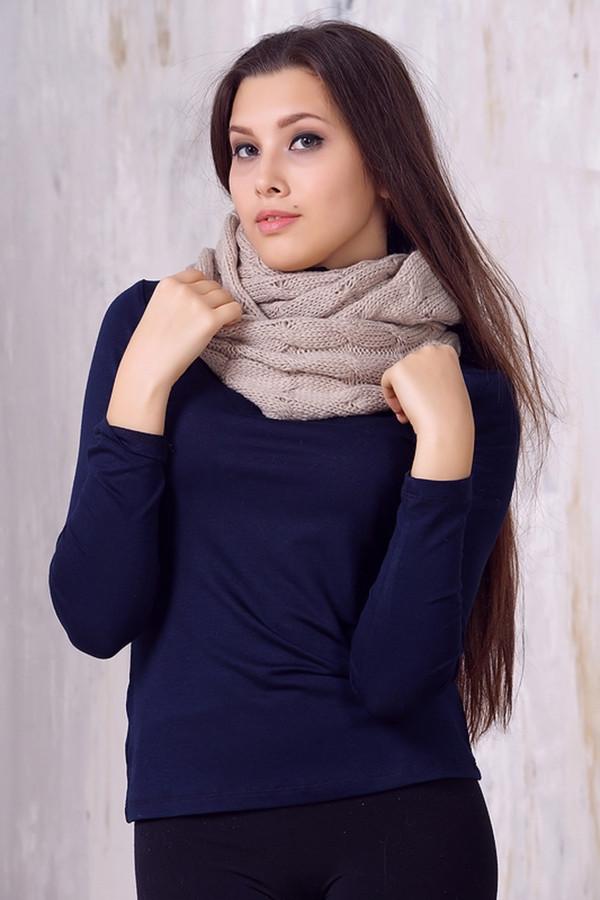 женский шарф vay, бежевый