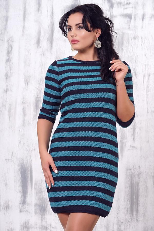 Платье VAYПлатья<br><br><br>Размер RU: 44<br>Пол: Женский<br>Возраст: Взрослый<br>Материал: шерсть 50%, пан 50%<br>Цвет: Голубой
