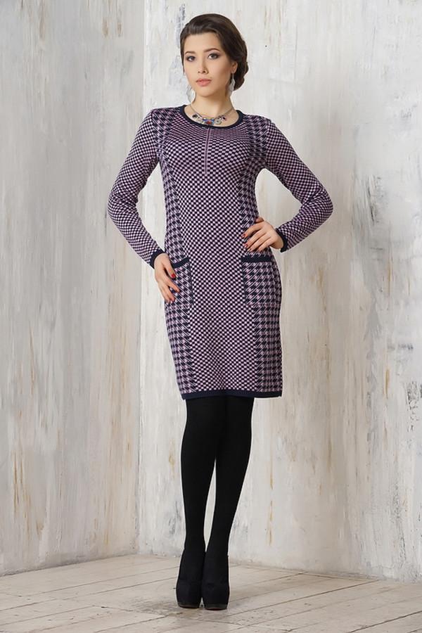 Платье VAYПлатья<br><br><br>Размер RU: 42<br>Пол: Женский<br>Возраст: Взрослый<br>Материал: шерсть 50%, пан 50%<br>Цвет: Розовый