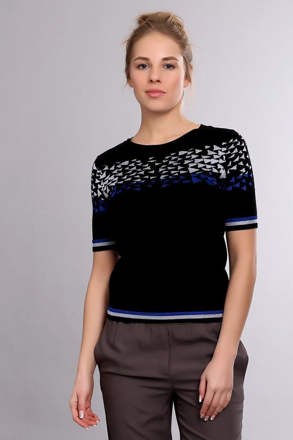 Пуловер Just ValeriПуловеры<br><br><br>Размер RU: 52<br>Пол: Женский<br>Возраст: Взрослый<br>Материал: хлопок 83%, вискоза 17%<br>Цвет: Разноцветный