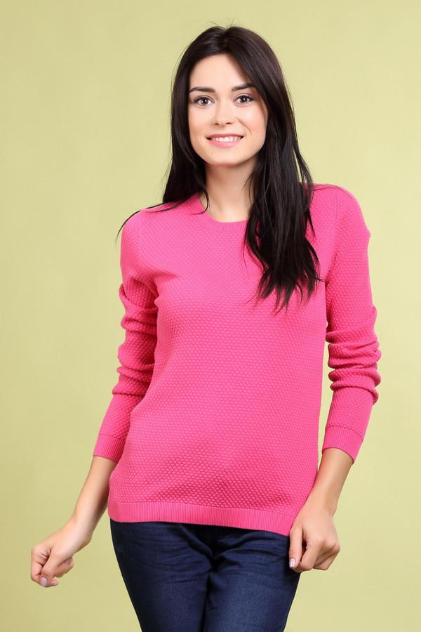 Пуловер PezzoПуловеры<br><br><br>Размер RU: 54<br>Пол: Женский<br>Возраст: Взрослый<br>Материал: хлопок 100%<br>Цвет: Розовый