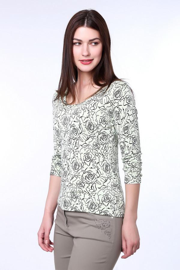 Пуловер PezzoПуловеры<br><br><br>Размер RU: 48<br>Пол: Женский<br>Возраст: Взрослый<br>Материал: полиамид 19%, вискоза 81%<br>Цвет: Зелёный