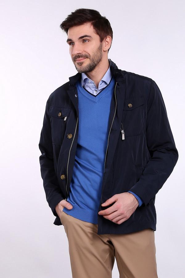 Куртка Just ValeriКуртки<br><br><br>Размер RU: 50<br>Пол: Мужской<br>Возраст: Взрослый<br>Материал: полиэстер 100%, Состав_подкладка полиэстер 100%, Состав_подкладка хлопок 100%<br>Цвет: Синий