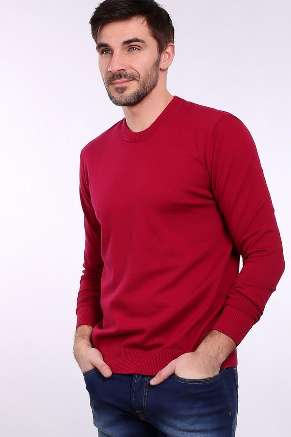 Джемпер PezzoДжемперы и Пуловеры<br><br><br>Размер RU: 52<br>Пол: Мужской<br>Возраст: Взрослый<br>Материал: хлопок 100%<br>Цвет: Красный