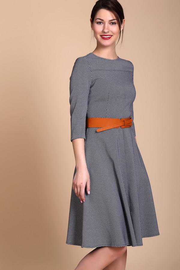 Платье ArgentПлатья<br><br><br>Размер RU: 54<br>Пол: Женский<br>Возраст: Взрослый<br>Материал: полиэстер 30%, вискоза 65%, лайкра 5%<br>Цвет: Белый