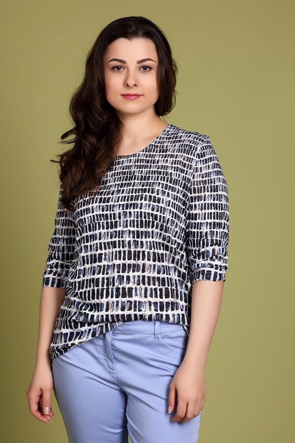 Пуловер Gerry WeberПуловеры<br><br><br>Размер RU: 50<br>Пол: Женский<br>Возраст: Взрослый<br>Материал: вискоза 100%<br>Цвет: Разноцветный