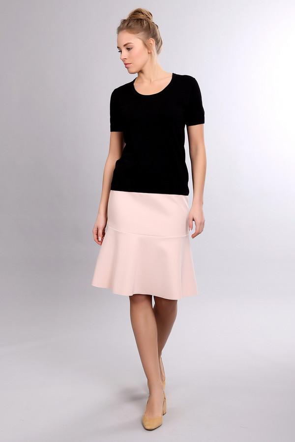 женская юбка marc cain, розовая