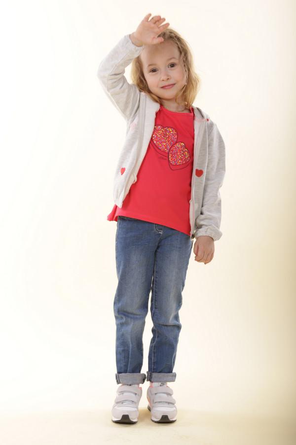 Джемперы и кардиганы Tom TailorДжемперы и кардиганы<br><br><br>Размер RU: 30;116-122<br>Пол: Женский<br>Возраст: Детский<br>Материал: см. на вшивном ярлыке 0%<br>Цвет: Серый