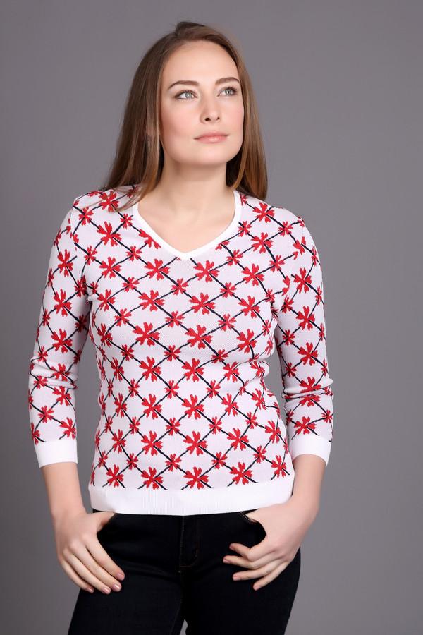 Пуловер Just ValeriПуловеры<br><br><br>Размер RU: 50<br>Пол: Женский<br>Возраст: Взрослый<br>Материал: вискоза 65%, нейлон 35%<br>Цвет: Разноцветный