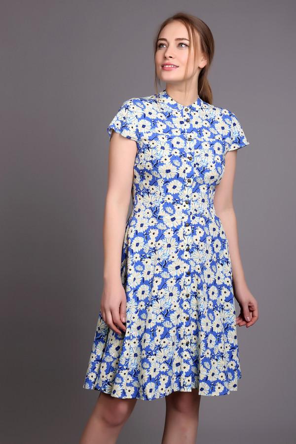 Платье PezzoПлатья<br><br><br>Размер RU: 50<br>Пол: Женский<br>Возраст: Взрослый<br>Материал: вискоза 100%<br>Цвет: Разноцветный