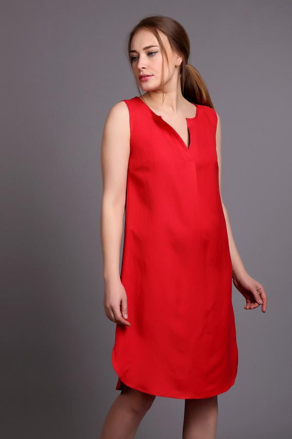 Платье PezzoПлатья<br><br><br>Размер RU: 44<br>Пол: Женский<br>Возраст: Взрослый<br>Материал: вискоза 45%, лен 55%<br>Цвет: Красный