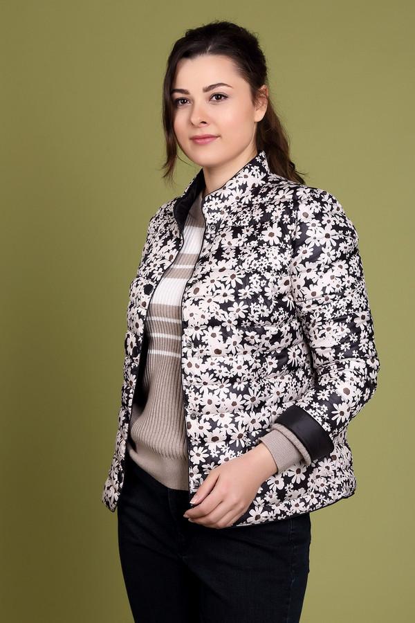 Куртка LebekКуртки<br><br><br>Размер RU: 52<br>Пол: Женский<br>Возраст: Взрослый<br>Материал: полиэстер 100%<br>Цвет: Разноцветный