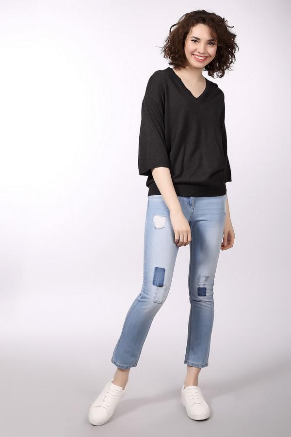 брюки sarabanda для девочки, голубые