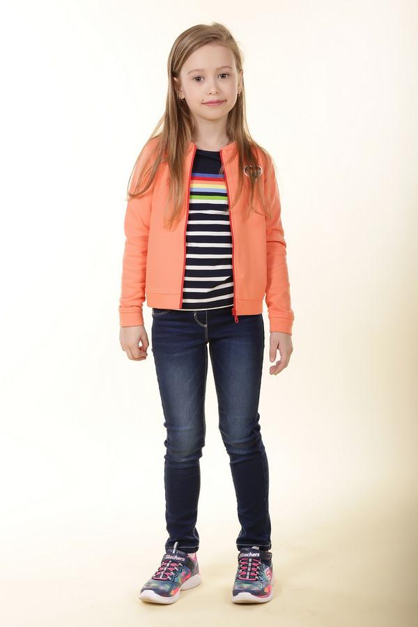 Джемперы и кардиганы s.OliverДжемперы и кардиганы<br><br><br>Размер RU: 28;104-110<br>Пол: Женский<br>Возраст: Детский<br>Материал: хлопок 60%, полиэстер 40%<br>Цвет: Оранжевый