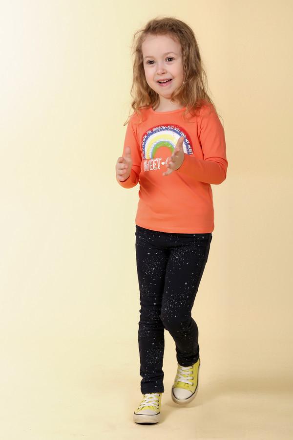 Футболки и поло s.OliverФутболки и поло<br><br><br>Размер RU: 30;116-122<br>Пол: Женский<br>Возраст: Детский<br>Материал: хлопок 100%<br>Цвет: Оранжевый