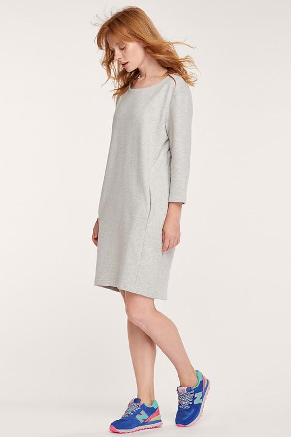 Платье Oh, myПлатья<br><br><br>Размер RU: 46-48<br>Пол: Женский<br>Возраст: Взрослый<br>Материал: хлопок 100%<br>Цвет: Серый