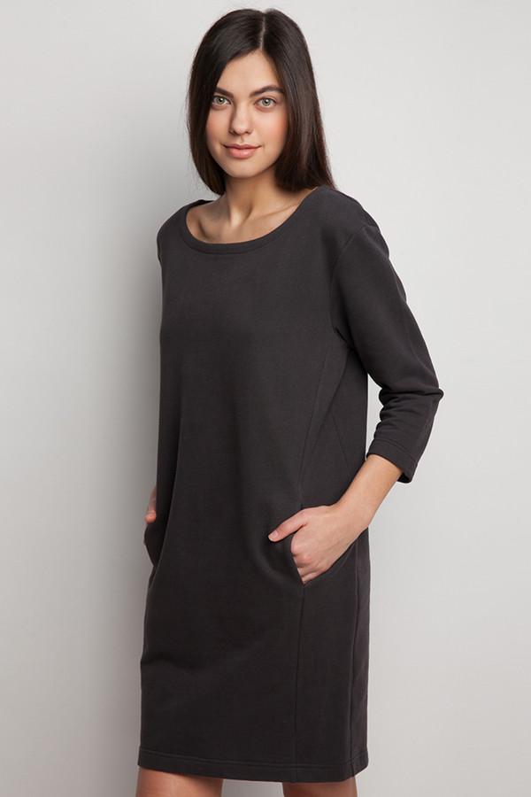Платье Oh, myПлатья<br><br><br>Размер RU: 40-42<br>Пол: Женский<br>Возраст: Взрослый<br>Материал: хлопок 100%<br>Цвет: Серый