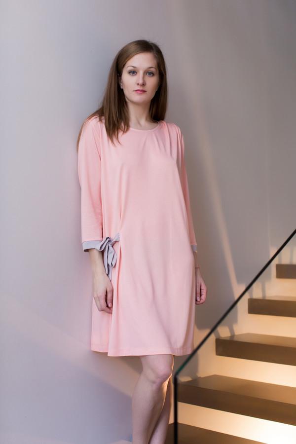 Платье MARUSЯПлатья<br><br><br>Размер RU: 48<br>Пол: Женский<br>Возраст: Взрослый<br>Материал: вискоза 80%, полиэстер 20%<br>Цвет: Розовый