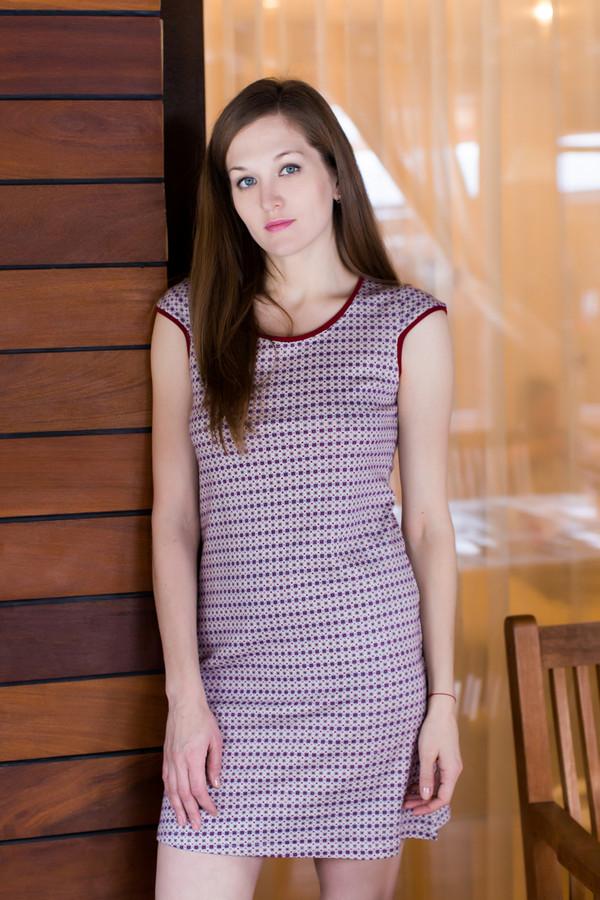 Платье MARUSЯПлатья<br><br><br>Размер RU: 48<br>Пол: Женский<br>Возраст: Взрослый<br>Материал: хлопок 100%<br>Цвет: Розовый