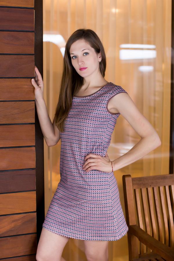 Платье MARUSЯПлатья<br><br><br>Размер RU: 44<br>Пол: Женский<br>Возраст: Взрослый<br>Материал: хлопок 100%<br>Цвет: Розовый