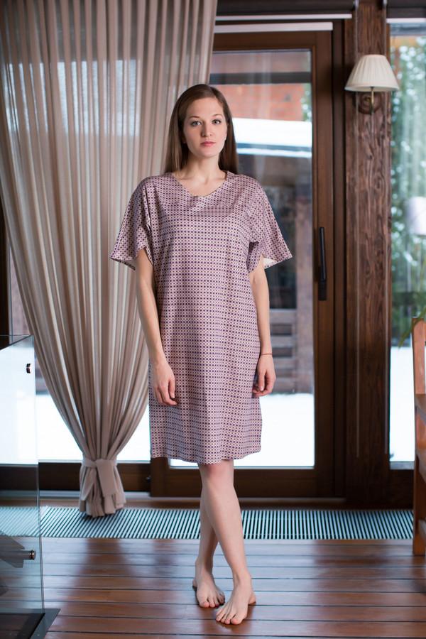 Платье MARUSЯПлатья<br><br><br>Размер RU: 52<br>Пол: Женский<br>Возраст: Взрослый<br>Материал: хлопок 100%<br>Цвет: Розовый