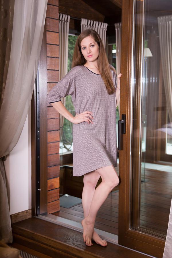 Платье MARUSЯПлатья<br><br><br>Размер RU: 46<br>Пол: Женский<br>Возраст: Взрослый<br>Материал: эластан 8%, вискоза 92%<br>Цвет: Розовый