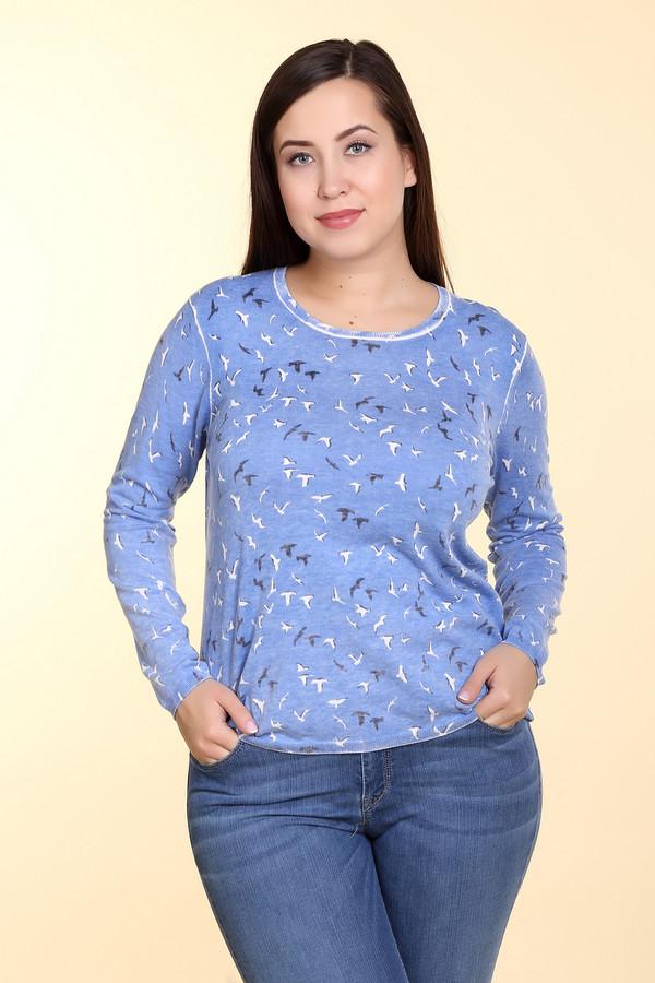 Пуловер Gerry WeberПуловеры<br><br><br>Размер RU: 46<br>Пол: Женский<br>Возраст: Взрослый<br>Материал: вискоза 5%, полиэстер 35%, хлопок 60%<br>Цвет: Разноцветный