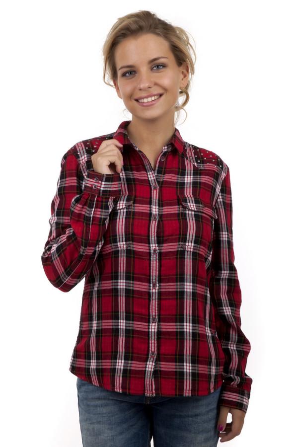 Рубашка с длинным рукавом s.Oliver - Длинный рукав - Рубашки и сорочки - Женская одежда - Интернет-магазин